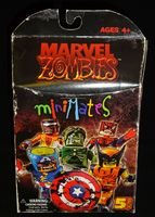 Minimates: Marvel Zombies 5-Pack Box Set - Complete